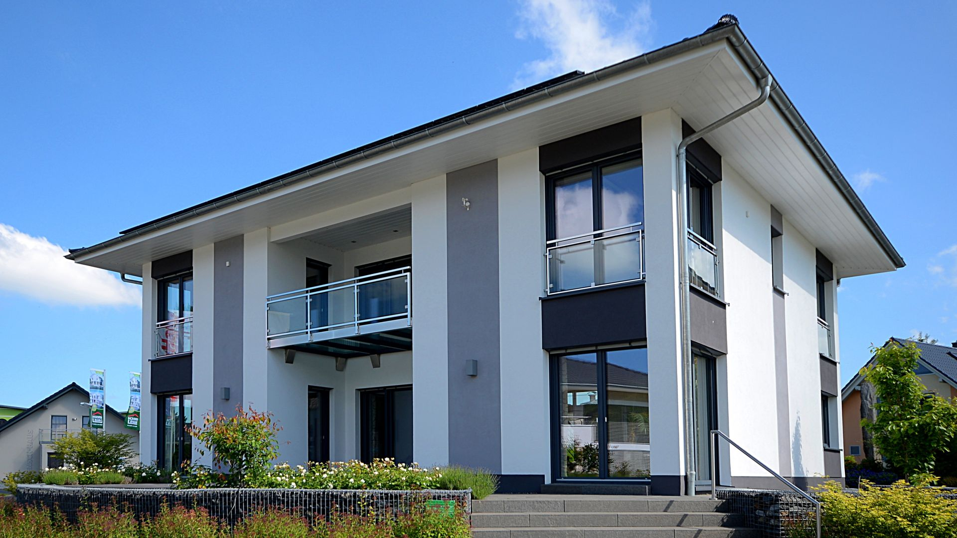 bad vilbel optihaus fertighaus gmbh. Black Bedroom Furniture Sets. Home Design Ideas