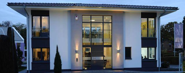 Startseite Musterhaus Bad Vilbel - Optihaus Fertighaus GmbH